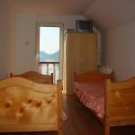 Cabana Andreea - Dormitor dublu